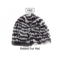 China Rabbit Fur Hat wholesale