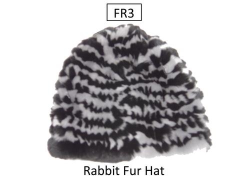 China Rabbit Fur Hat