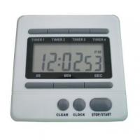 China Timer/ Clock Timer with alarm clock wholesale