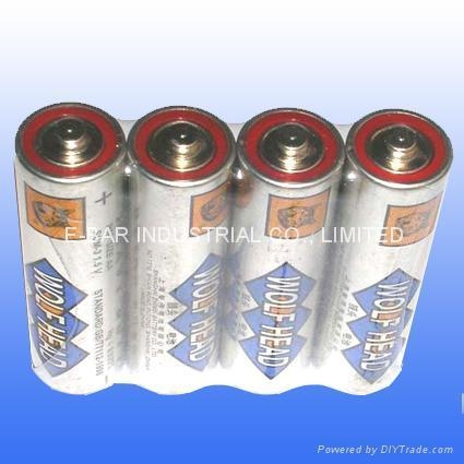 Quality R6 metal jacket battery for sale
