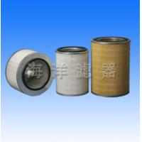 Wholesale Imported Material Compressor Air Filter from china suppliers