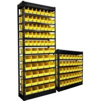 China plastic bin shelves wholesale