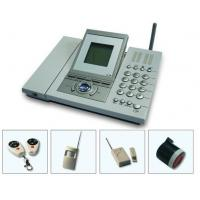 China Wireless Application GSM Home Security System wholesale