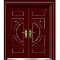 China Steel security door DC-282 wholesale