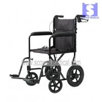 Wholesale Manually Aluminium Alloy Foldable Wheelchair (SMW-05) from china suppliers