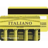 China Magnetic stripe card wholesale
