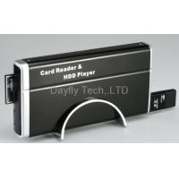 China 3.5SATA&IDE DIVX HDD Player With OTG,USB Host & Card Reader, Factory price. on sale