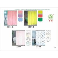 Wholesale PEVA shower curtain from china suppliers