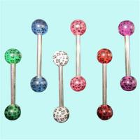 Wholesale Pierced Tongue  : BPB-0003 from china suppliers