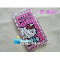 China wholesale Hand-make Crystal diamond Case Cover For apple iPhone 4&4G wholesale