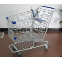 China 198L American style supermarket grocery shopping cart (XQ- Y318) on sale