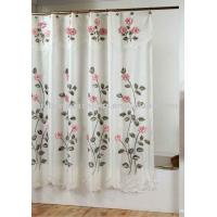 Wholesale Applique Shower Curtain from china suppliers