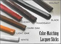Lacquer Burn-In Knife
