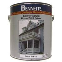 Wholesale Exterior Acrylic House Paint Primer White 1 Gallon from china suppliers