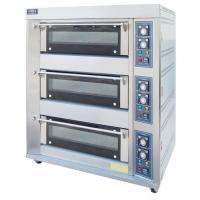 China common gas oven-three decks six trays wholesale