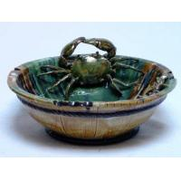 "China 14""d. bowl with crabs wholesale"