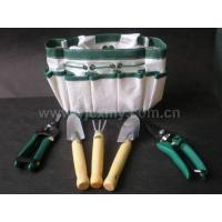 Wholesale Commodity:6pcs garden tool set with nylon bag from china suppliers
