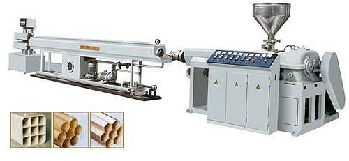 Quality PE,PVC Multihole Communication Cable Pipe Extrusion Line for sale