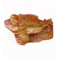Wooden Handicraft Woodcarving Fortune toad