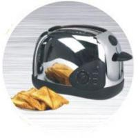 China 2-Slice Toaster Stainless Steel Housing wholesale