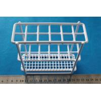 China Plastic coating steel wire test tube rack test tube stand wholesale