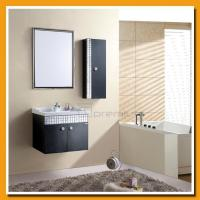China Mosaic/Stainless steel cabinet/Ceramic basin/ Wall mounted wash basin cabinet SP-6102 wholesale