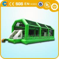 China Outdoor Inflatable Soccer Field wholesale
