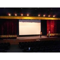 China Projector Screen Stage Projector Screen wholesale
