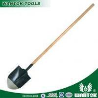 Wholesale Shovels & Spades S503L Shovel with long wooden handle from china suppliers