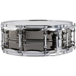 "Quality Drums Ludwig Phonic Black Beauty Snare Drum 6.5x14"" for sale"