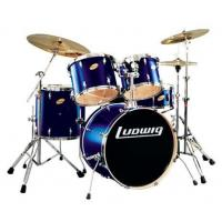 Buy cheap Drums Ludwig Accent 5 Piece Drum Set from wholesalers