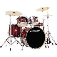 Buy cheap Drums Ludwig Accent 5 Piece Drum Set Wine from wholesalers