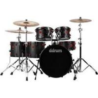 Buy cheap Drums ddrum Hybrid 6 Piece Drum Set Acoustic/Electric from wholesalers