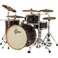 Buy cheap Drums Gretsch Catalina Rock 4 Piece Drum Set from wholesalers