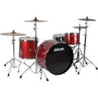 Buy cheap Drums ddrum Carmine Appice 4 Piece Drum Set from wholesalers