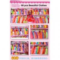 Baby Clothing Super Barbie Gift Set 60 Pieces of Clothing Apparel Children Toys