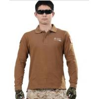 T-shirt/Polo U.S. edition TD specialist long-sleeved shirt