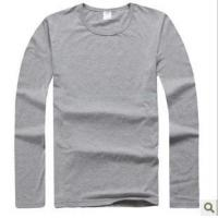 China T-shirt/Polo Agent's authentic long sleeve T-shirt male wholesale