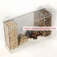 China Acrylic Pet Products Wholesale Clear Acrylic Feeder wholesale