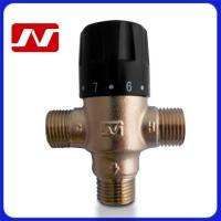 China 1/2inch Brass Thermostatic Mixing Valve wholesale