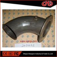 China Cummins N14 NT855 NH220 Exhaust Outlet Connection 203432 wholesale