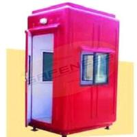 China Heavy Duty Security Cabin wholesale