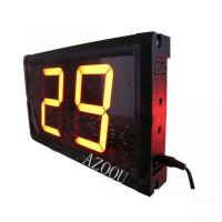 China Led timer 4 High Digit Countdown Clock Remote Control LED Large Countdown Clock in Second on sale
