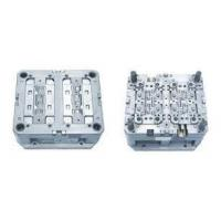 China High Precise Household Multi Cavity Double Injection Mold Steel S50C Mold Base wholesale