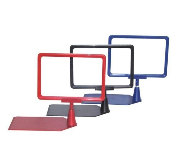 ... and Frames Retail Shop Plastic Poster Frame for Promotion for sale