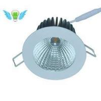 Buy cheap High Power 50W Dimmable COB Led Downlight In Showcase Mall , Energy Saving from wholesalers