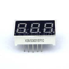 Quality 3 Digit Seven-segment Display for sale