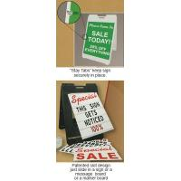 Sandwich Board Sign Stands SimpoSign II Sandwich Board Sign Stand