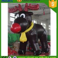 Christmas Inflatables Inflatable Blow up deers