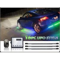 Latest undercar neon kits undercar neon kits #2: 16pc advanced ufo style 3 million color remote control led strong style color b undercar strong light kit